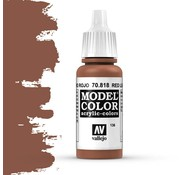Vallejo Model Color Red Leather -17ml -70818