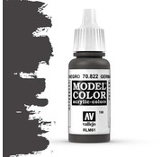 Vallejo Model Color German Camouflage Black Brown -17ml -70822