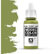 Vallejo Model Color Lime Green -17ml -70827