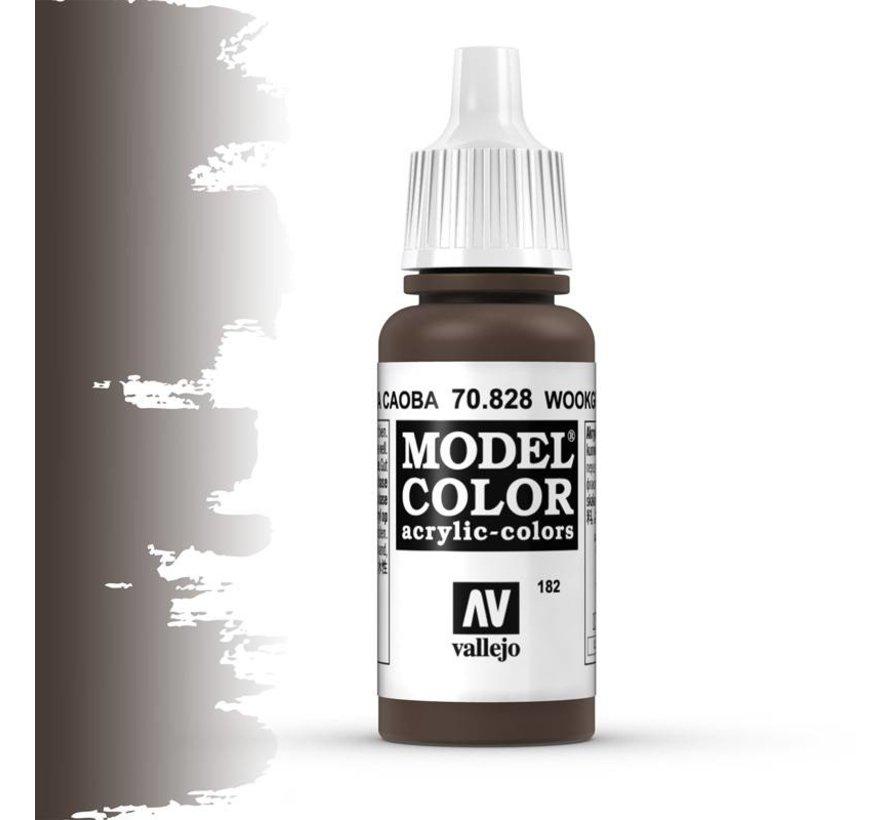 Model Color Transparant Woodgrain -17ml -70828
