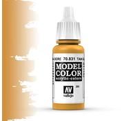Vallejo Model Color Tan Glaze -17ml -70831