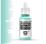 Vallejo Model Color Verdigris Glaze -17ml -70832