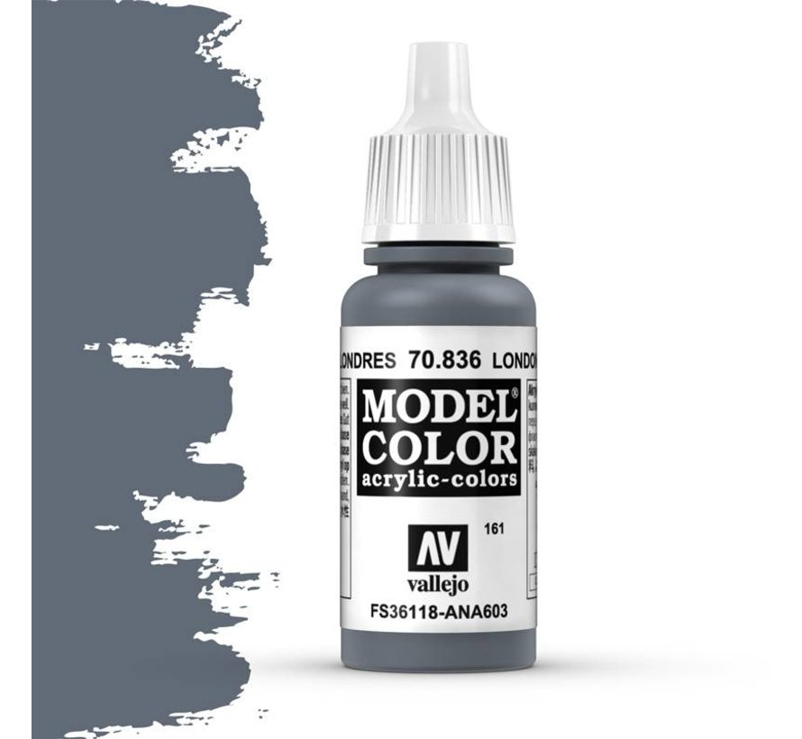 Model Color London Grey -17ml -70836
