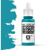 Vallejo Model Color Light Turquoise -17ml -70840