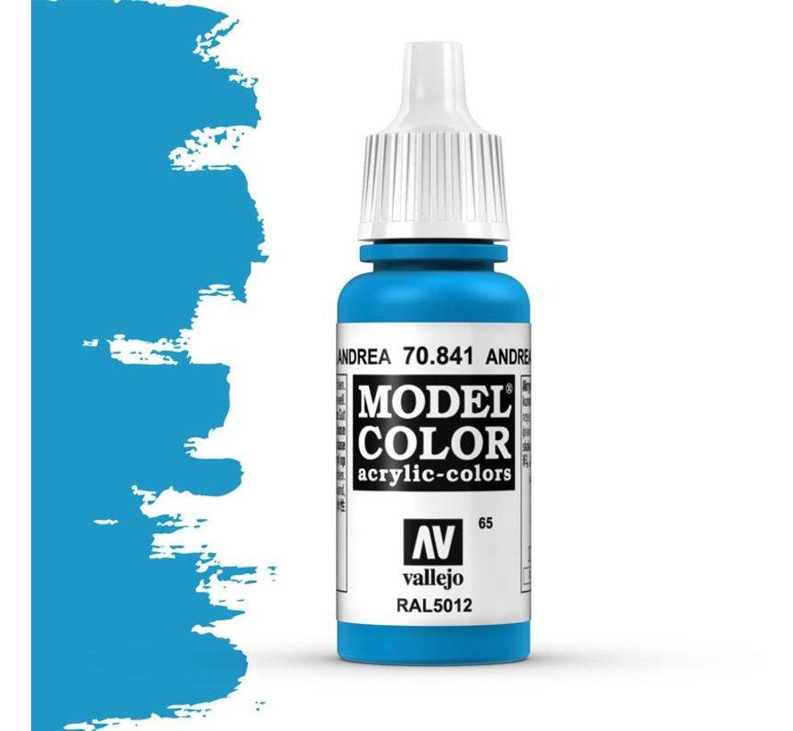 Model Color Andrea Blue -17ml -70841
