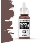 Vallejo Model Color Mahogany Brown -17ml -70846