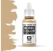 Vallejo Model Color Dark Sand -17ml -70847