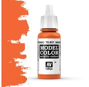 Vallejo Model Color Bright Orange -17ml -70851