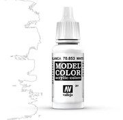 Vallejo Model Color White Glaze -17ml -70853