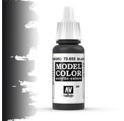 Vallejo Model Color Black Glaze -17ml -70855
