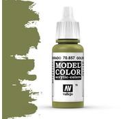 Vallejo Model Color Golden Olive -17ml -70857