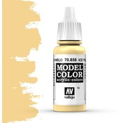 Vallejo Model Color Ice Yellow -17ml -70858