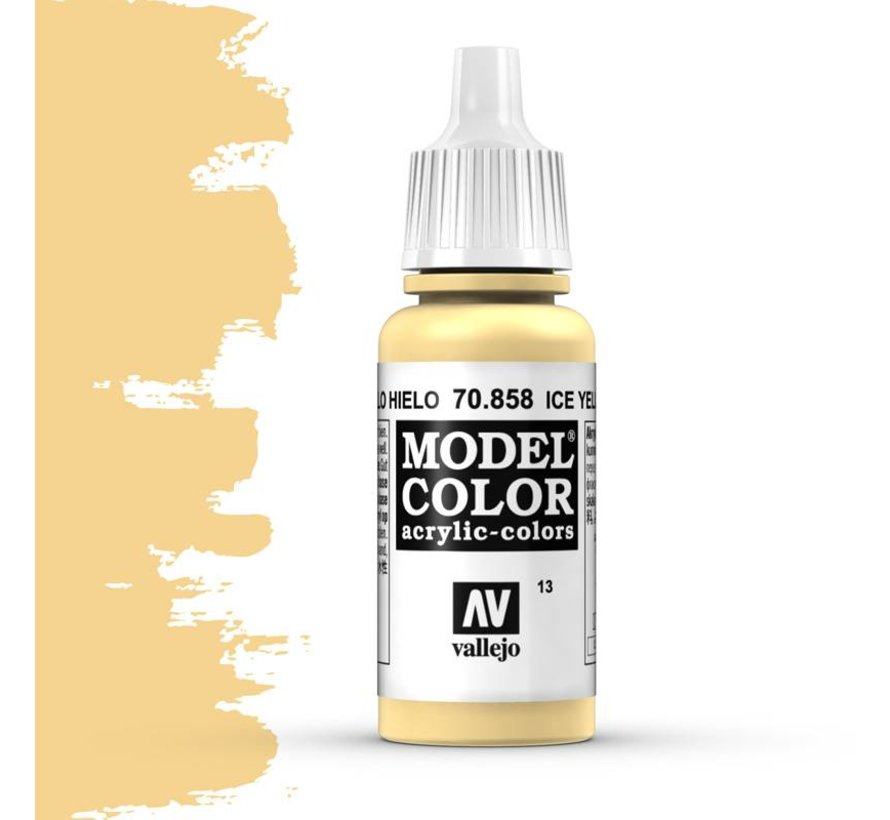 Model Color Ice Yellow -17ml -70858
