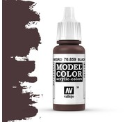 Vallejo Model Color Black Red -17ml -70859