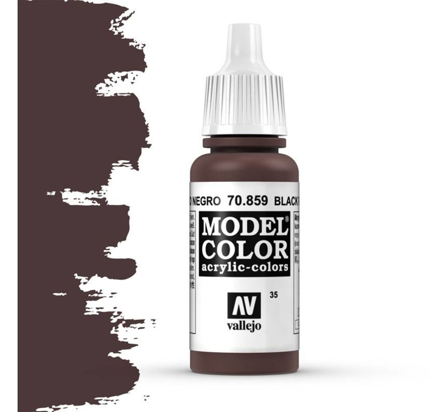 Model Color Black Red -17ml -70859