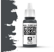 Vallejo Model Color Black Grey -17ml -70862