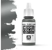 Vallejo Model Color Gunmetal Grey -17ml -70863