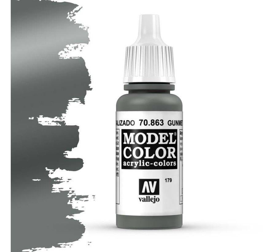 Model Color Gunmetal Grey -17ml -70863