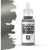 Vallejo Model Color Oily Steel -17ml -70865