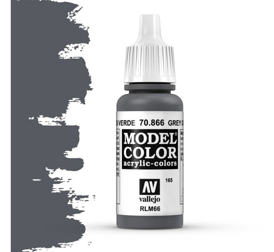 Model Color Grey Green -17ml -70866