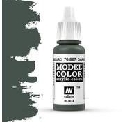 Vallejo Model Color Dark Bluegrey -17ml -70867