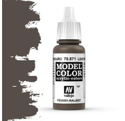Vallejo Model Color Leather Brown -17ml -70871