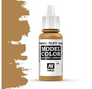 Vallejo Model Color Goldbrown -17ml -70877