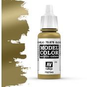 Vallejo Model Color Old Gold -17ml -70878
