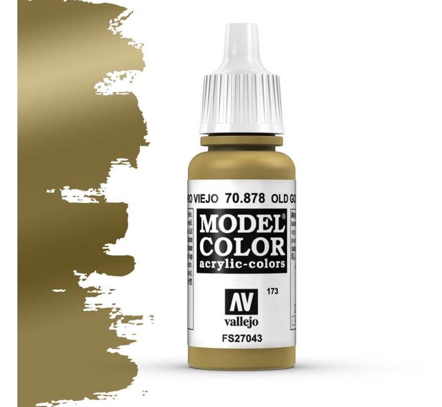 Model Color Old Gold -17ml -70878
