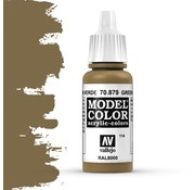 Vallejo Model Color Green Brown -17ml -70879
