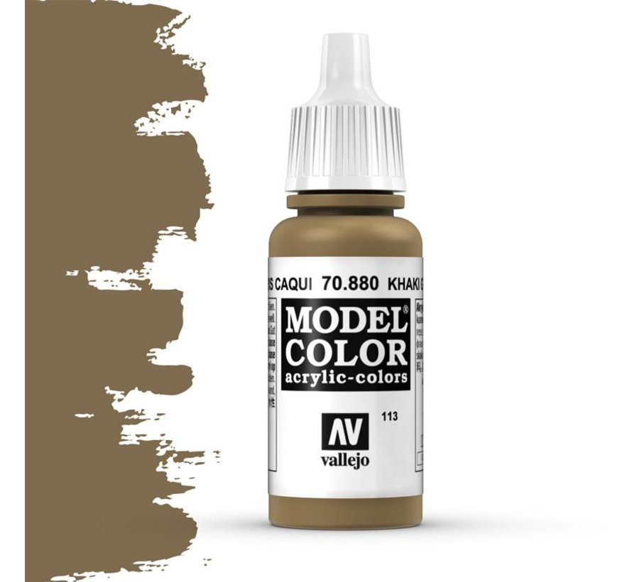 Model Color Khaki Grey -17ml -70880