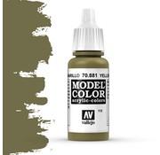 Vallejo Model Color Yellow Green -17ml -70881