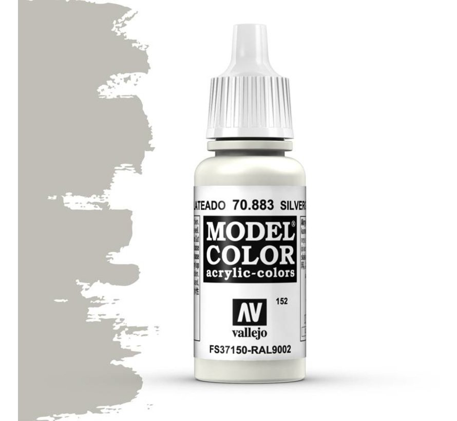 Model Color Silvergrey -17ml -70883