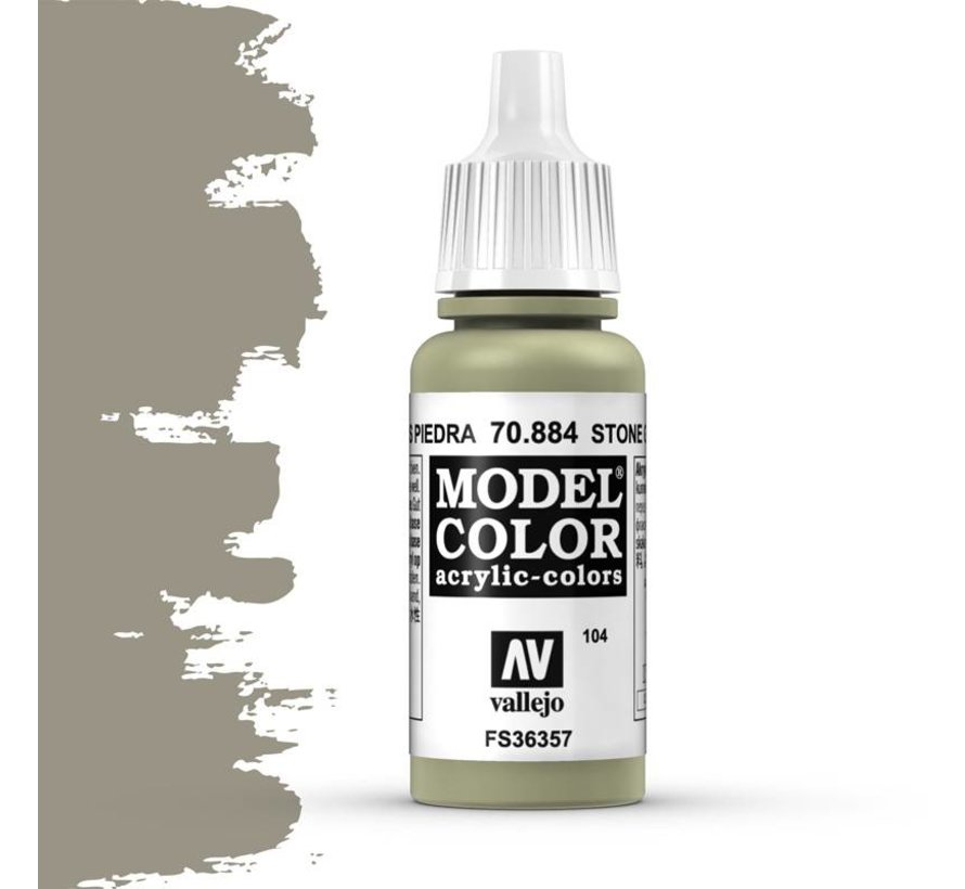 Model Color Stone Grey -17ml -70884