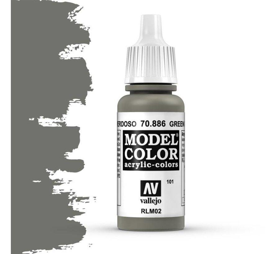 Model Color Green Grey -17ml -70886