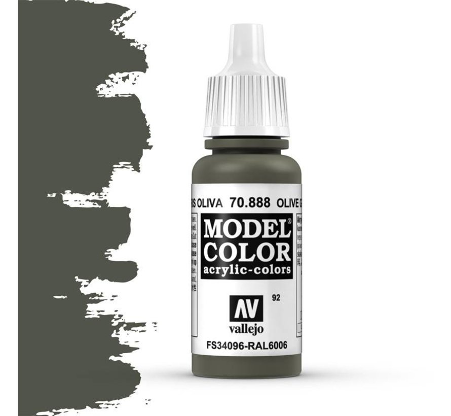 Model Color Olive Grey -17ml -70888