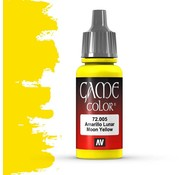 Vallejo Game Color Moon Yellow - 17ml - 72005