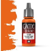 Vallejo Game Color Orange Fire - 17ml - 72008