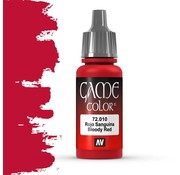 Vallejo Game Color Bloody Red - 17ml - 72010