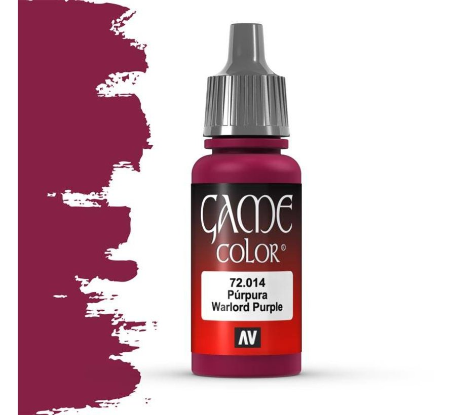 Game Color Warlord Purple - 17ml - 72014