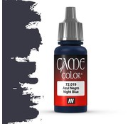 Vallejo Game Color Night Blue - 17ml - 72019
