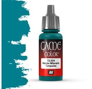 Vallejo Game Color Turquoise - 17ml - 72024