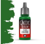 Vallejo Game Color Goblin Green - 17ml - 72030