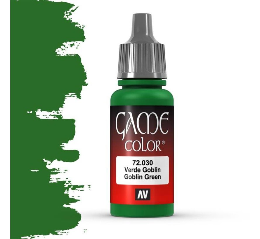 Game Color Goblin Green - 17ml - 72030