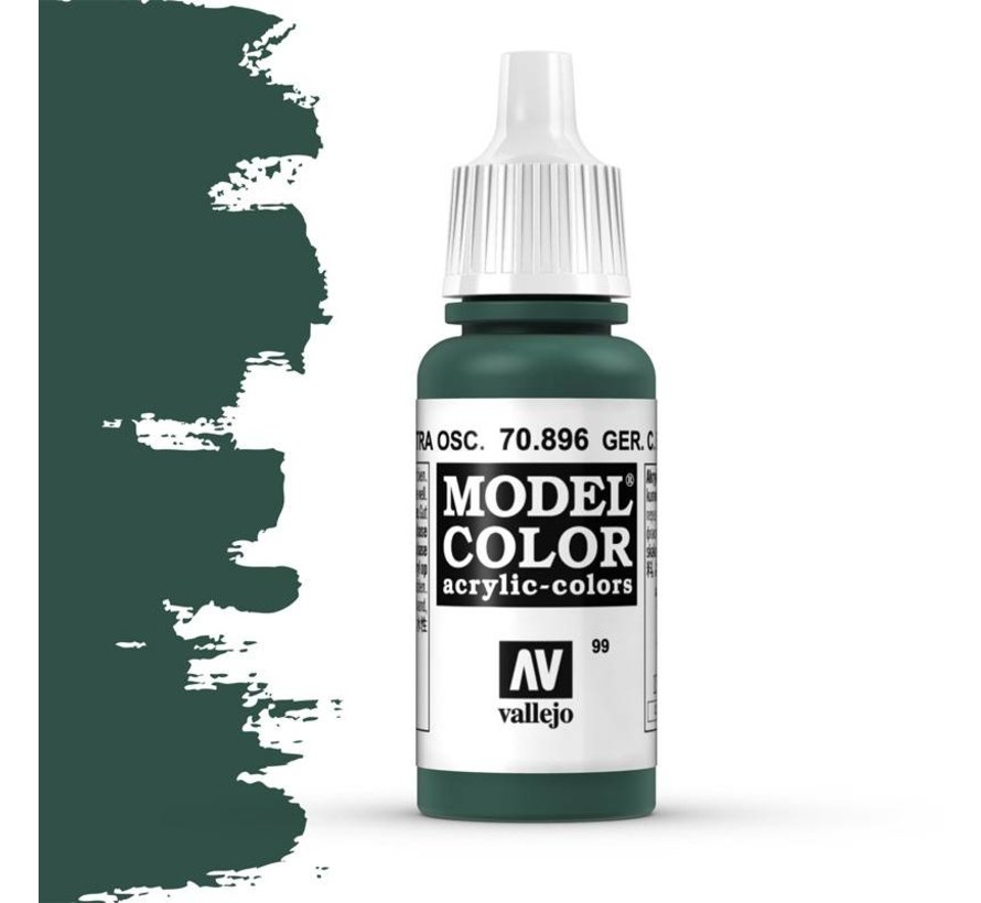 Model Color German Extra Dark Green -17ml -70896