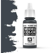 Vallejo Model Color Dark Sea Blue -17ml -70898