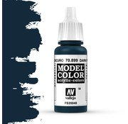 Vallejo Model Color Dark Prusia Blue -17ml -70899