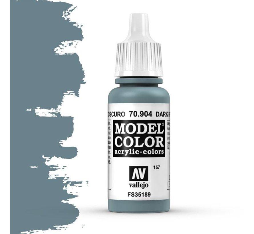 Model Color Dark Bluegrey -17ml -70904