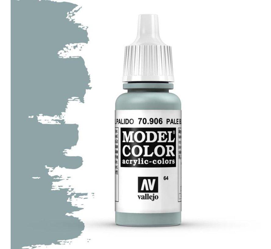 Model Color Pale Blue -17ml -70906