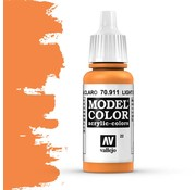 Vallejo Model Color Light Orange -17ml -70911